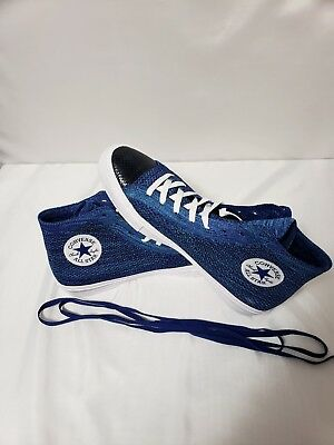 CONVERSE CHUCK TAYLOR ALL STAR HI FLYKNIT MENS SHOES size 12 MSRP $110 157507C