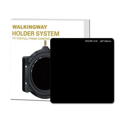 100mm Optical Glass Square ND1000 10-stop Neutral Density ND filter for Cokin Z