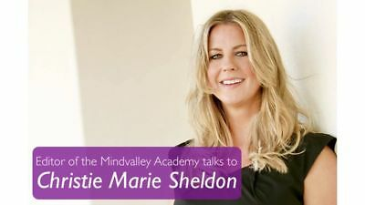 Christie Marie Sheldon -Love or Above+ Unlimited Abundance+ Wealth Consciousness
