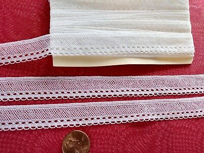 French Antique Lace Valenncia Trim Val 6 yards