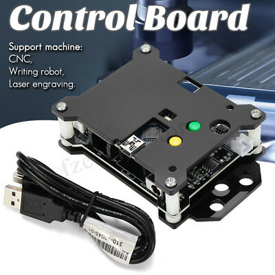 DIY 2-Axis GRBL Control Board USB for CNC Milling Laser Engraver Machine Parts