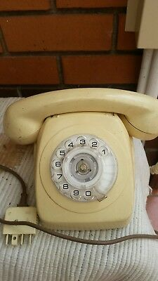 Vintage Rotary Dial Telephone -