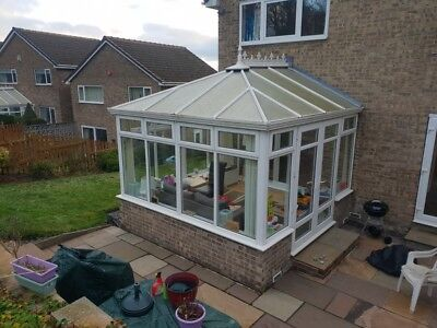 Upvc Conservatory Frames and Roof complete