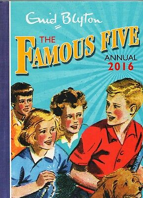 Enid Blyton's The Famous Five Annual 2016 / N.m. / Unclipped.