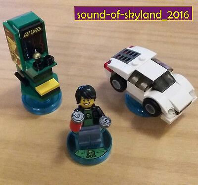 Midway Arcade - LEGO Dimensions --- Level Pack --- 71235 -