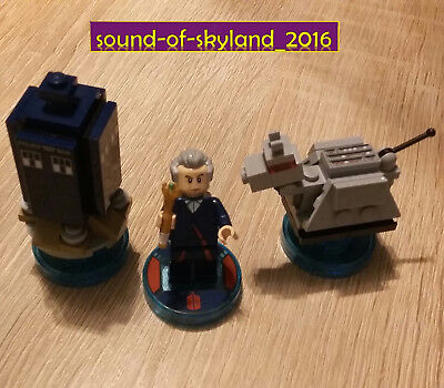 Doctor Who - LEGO Dimensions --- Level Pack ---