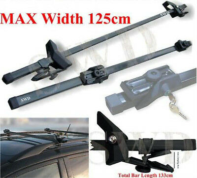 Equip CLA108 Roof Bar Racks Touring Travel Replacement Renault Scenic Megane
