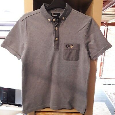 Boys fred perry polo shirt.