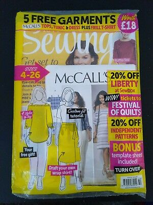Love Sewing Issue 54 2018