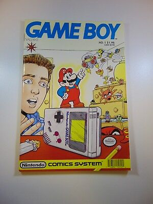 Valiant Game Boy #1 VF condition Huge auction going on now!