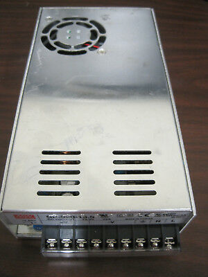 MW Mean Well SP-320-13.5 DC Output 13.5V 22A Enclosed Switching Power Supply