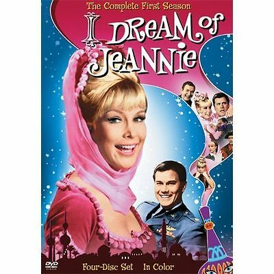 I Dream of Jeannie: The Complete First Season DVD - Free Shipping!