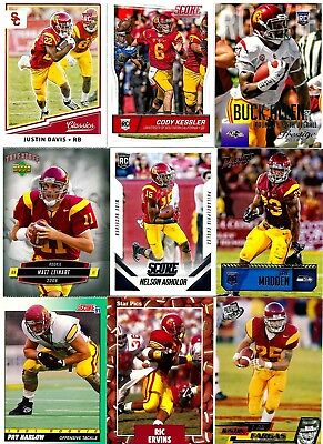 Usc Trojans Huge College Alumni Lot (105+) Sam Darnold Rookie