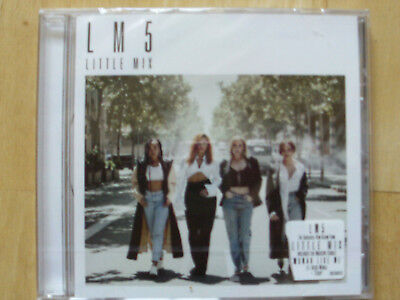 LITTLE MIX LM5 CD 2018 New/Sealed