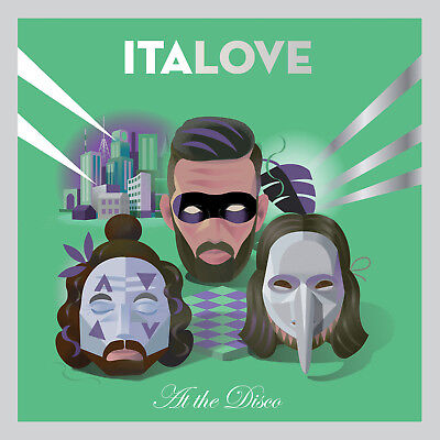 ITALOVE At The Disco (Extended And Remixed) CD 2019 (VÖ 25.01)