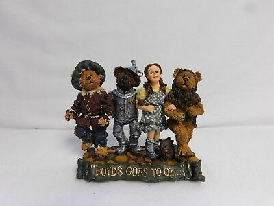 Boyds Bears & Friends ~ Dorothy & Company...off To See The Wizard # #227807 L.e.