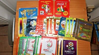 Panini (Pack, Pochette, Bustina,Tuten) Select And Buy From The List