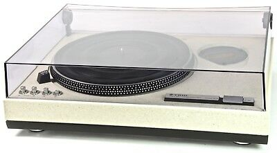 Trio D500 Direct Drive Turntable- Good Working Condition.
