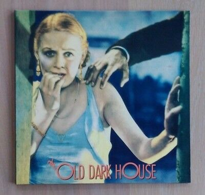 The Old Dark House: Special Edition (1932) NTSC Laserdisc ID3146KN