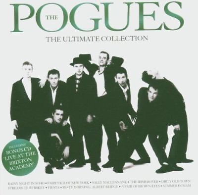 The Pogues - The Ultimate Collection (2CD)new and sealed