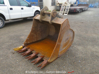 """Tag 48"""" Digging 6 Tooth Bucket Attachment For Kobelco SK210"""