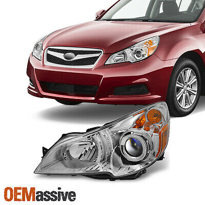Fit 10-12 Subaru Legacy / Outback Headlight Front Lamp Driver Side Replacement