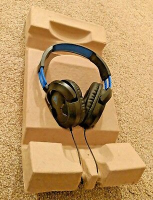 2 Turtle Beach Recon 50P Ear Force PS4 Gaming Headset Without Microphone No Mic