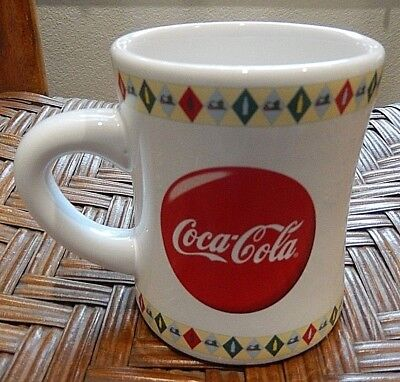 Coca-Cola Play Refreshed Mug Cup 2000
