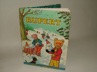 Rupert Bear Daily Express Annual 1974 Not Price Clipped Vg Condition*