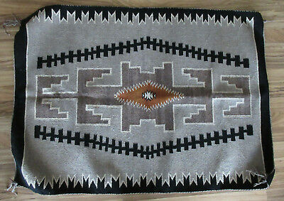 Very Nice Two Grey Hills Navajo Rug--Nr!
