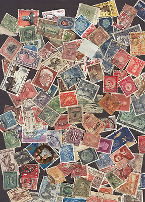 ** LOTS VARIOUS VALUABLE STAMPS FROM MASSIVE COLLECTION OLD WORLDWIDE 20pcs**