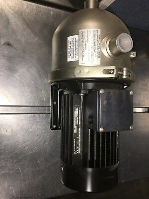 Grundfos Chi 2-60 A-B-G-Bqqv Stainless Steel 3Ph. Water Pump 4H513466