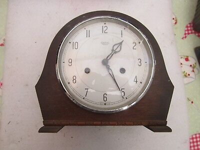 Smiths Antique Mantel clock.