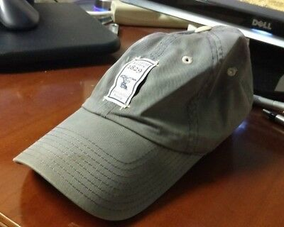 Yuengling Beer Hat - Used - Faded - Worn - Adjustable - Blue