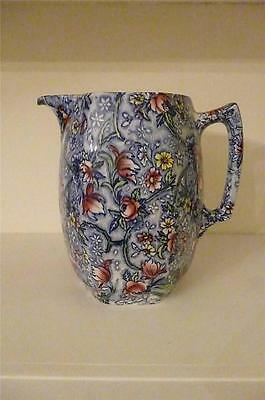 Rare Ringtons Maling Ware 1930'3 Large Chintz Hot Water Pot