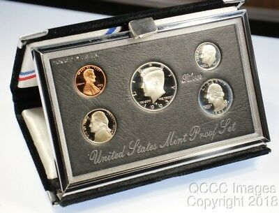 1993 Premier Proof Set / Original Mint Packaging / No Stickers or Writing