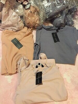 15 X Job Lot Of New Look  Tops & Dresses Wholesale Market Trade Fashion Funky