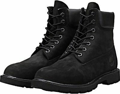 new styles 168de 0a5a5 Timberland Men s Basic Boot 6 Inch water proof Black Suede all sizes