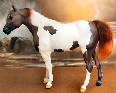 Vintage Breyer  Custom Traditional Quarter Horse Yearling by Amarna 1994