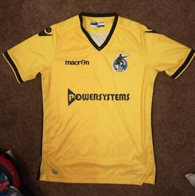 Bristol Rovers Football Club Shirt Mens Small