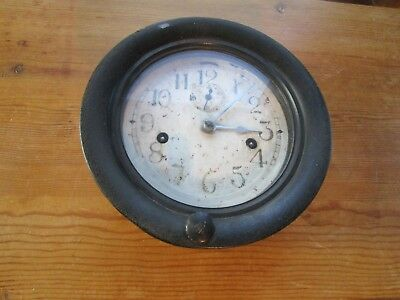 Vintage Mechanical Bakelite Clock Ship Factory