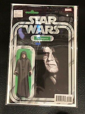 Star Wars #50 The Emperor Action Figure Variant