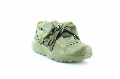 Fenty Puma by Rihanna Bow Sneaker Women s Fashion Sneakers Olive Branch 2b5062228