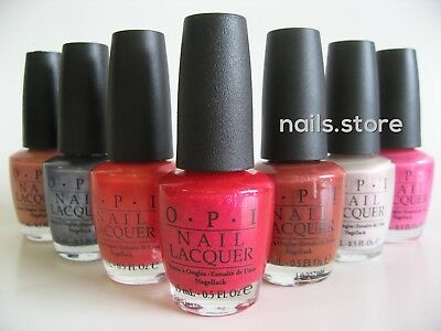 OPI Nail Lacquer - DISCONTINUED COLOR A-Z