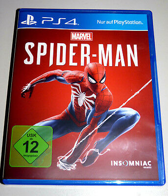 MARVEL SPIDER-MAN (PlayStation 4) PS4 DEUTSCH 2018 Spiderman