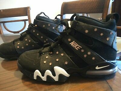 Nike Air Max2 CB 94 Charles Barkley Basketball Shoes 305440-004 Mens Sz 10.5US