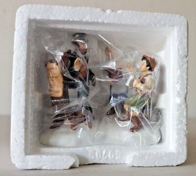 Dept 56 New England Village Conversation Over Coffee #56.57116........NEW IN BOX