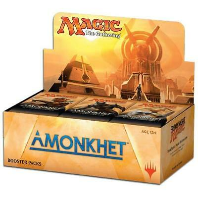 MAGIC THE GATHERING CCG - Amonkhet Cards Factory Sealed Booster Box #NEW
