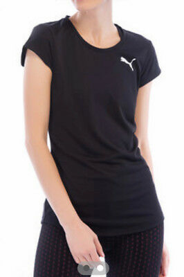 Ladies Exercise Quick Dry Climalite PUMA Tshirt, Running Gym, FreePost