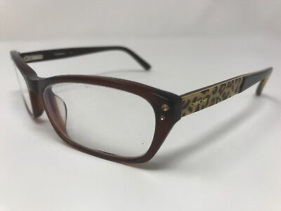 b3a676659c6 Bebe Eyeglass Frames WOMENS HOTT STUFF BB5065-210 Topaz 53-16-135mm Z228